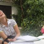 Clase en jardín – Castila